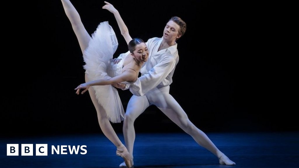 From a Borders village to the Royal Swedish Ballet
