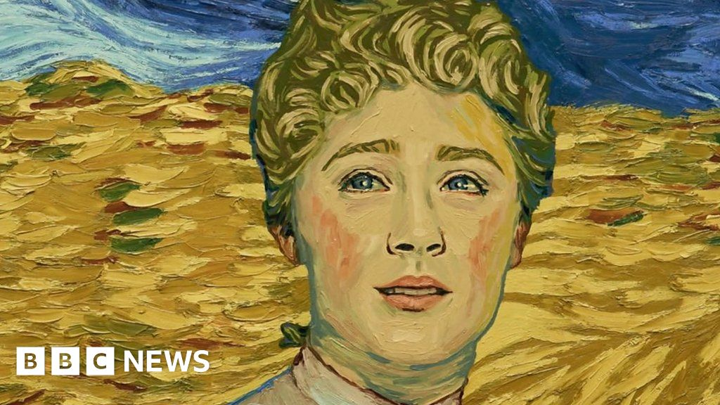 Loving Vincent The First Fully Painted Film Bbc News