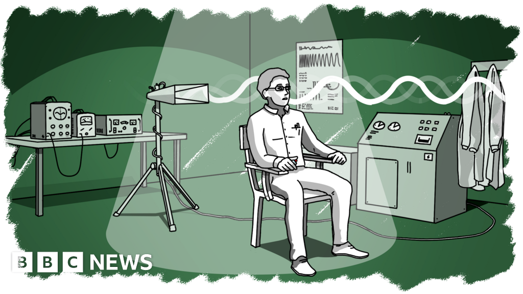 'Havana syndrome' and the mystery of the microwaves - BBC News