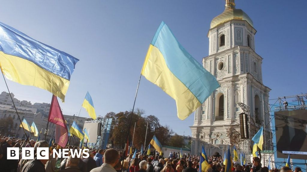 Ukraine priests to establish new church