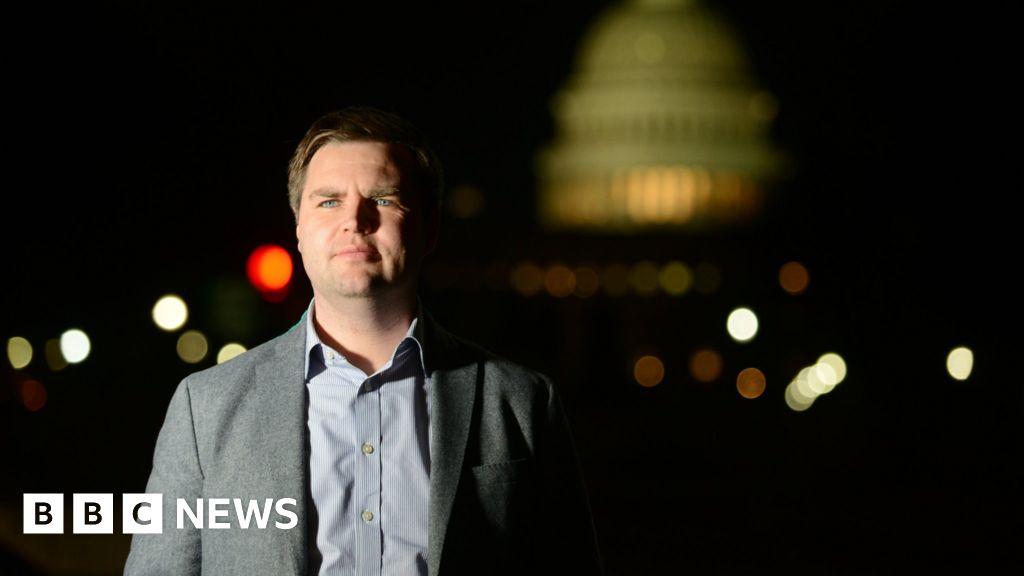 JD Vance: The Trump whisperer made the Senate hopeful