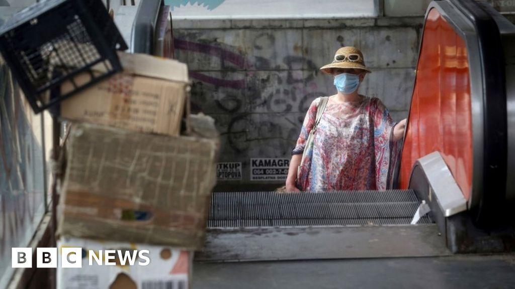 Greece bars Serbian visitors as Balkans cases rise