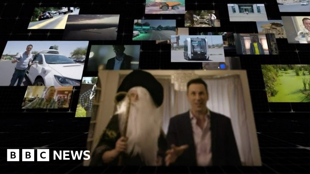Viewers Can Choose the Story in BBC Tech Programme