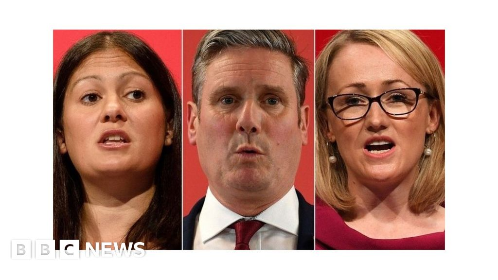 Labour leader rivals asked to film victory speech