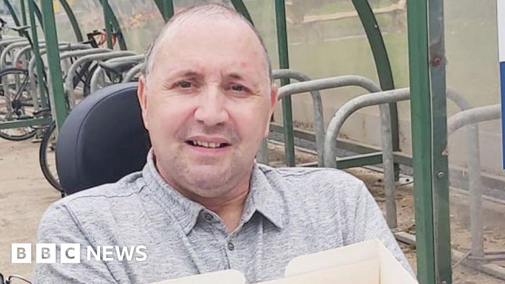 Covid in Scotland: Vaccination plea from Borders' longest patient
