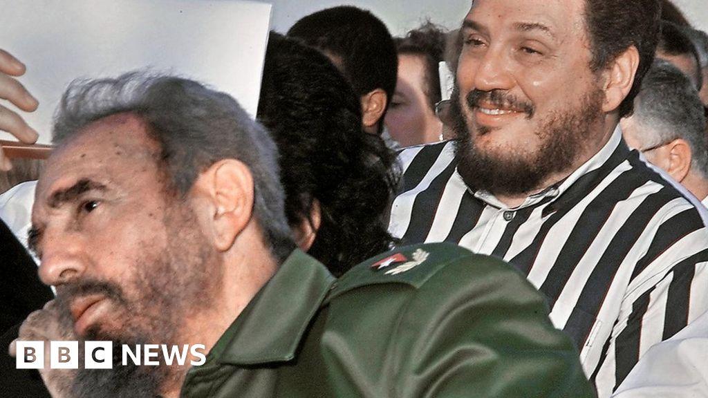Cuba: Fidel Castro's son 'takes own life'