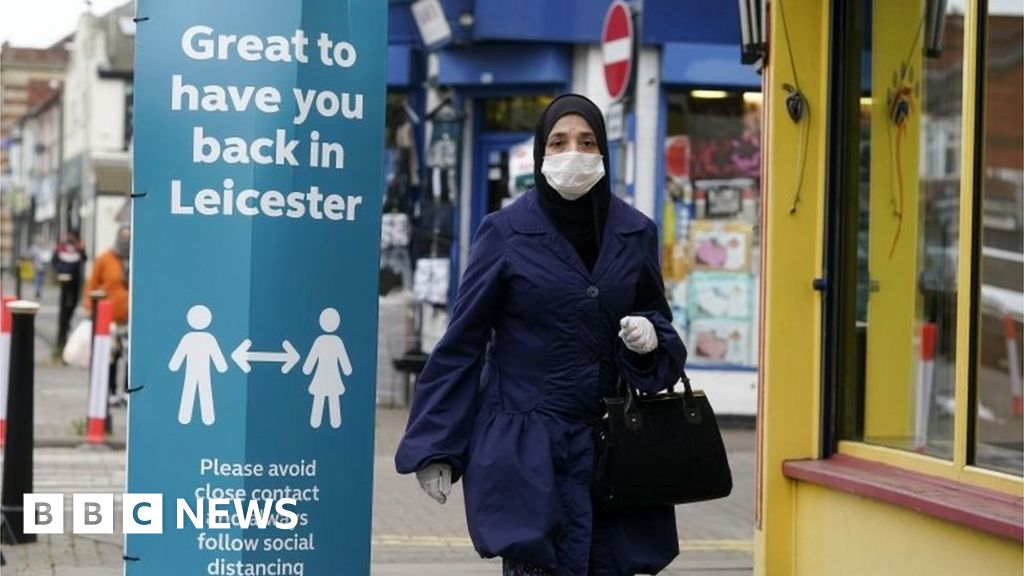 Leicester local lockdown shows virus risk not gone