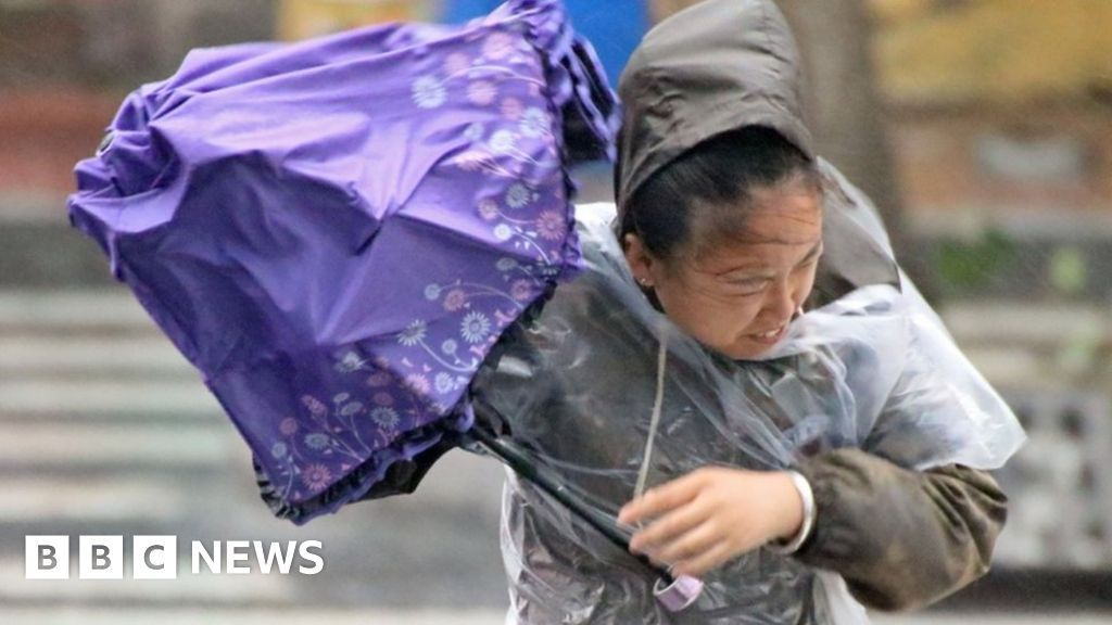 Tech giant Tencent sorry for typhoon deaths error