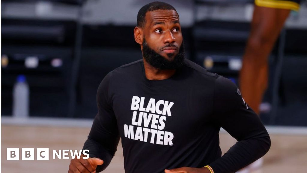 LeBron James: NBA star's voting rights group starts new campaign