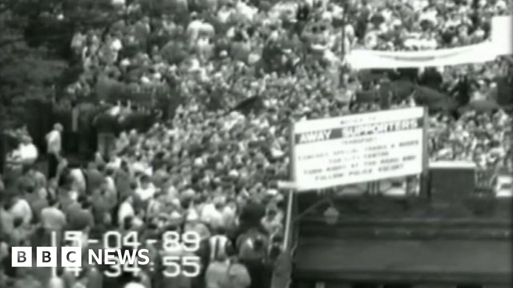 How the Hillsborough disaster unfolded - BBC News