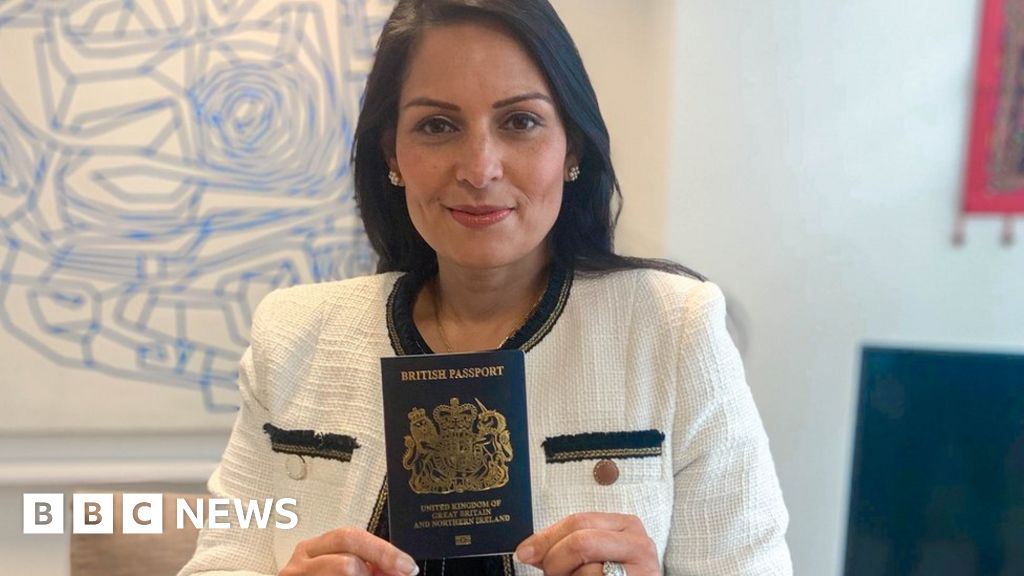 Blue British passports to return in March