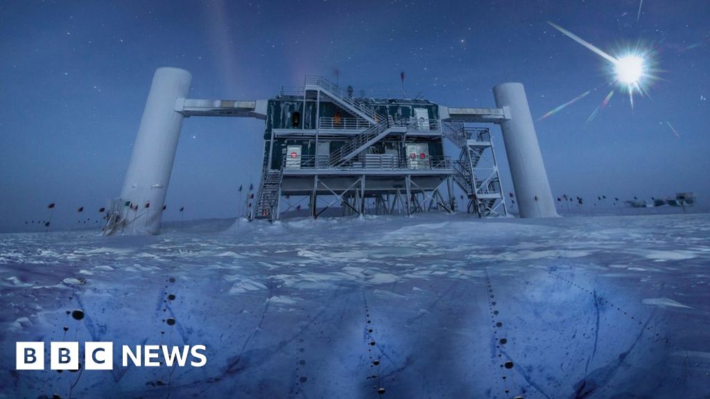 102493861 neutrino4hr - Source of cosmic'ghost' particle revealed