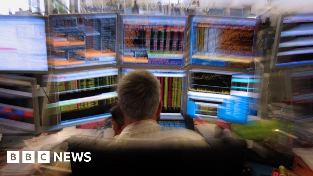 Stock markets fall amid trade fears