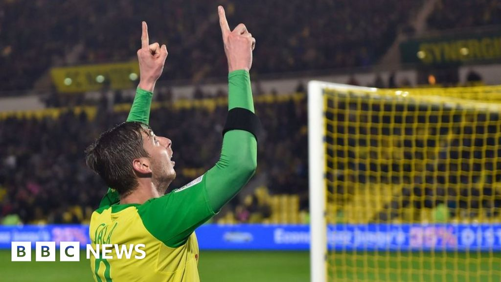 Sala's body to be flown home for vigil thumbnail