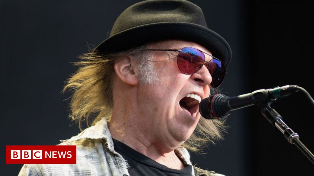 Neil Young sues US President Donald Trump for using his songs