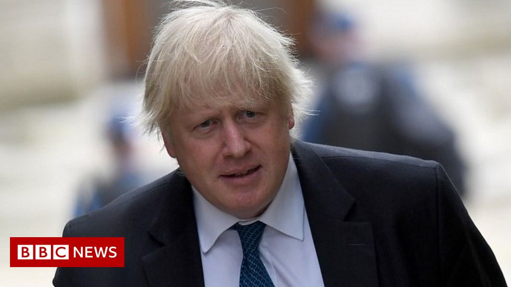 Boris Johnson's resignation letter and May's reply in full ...
