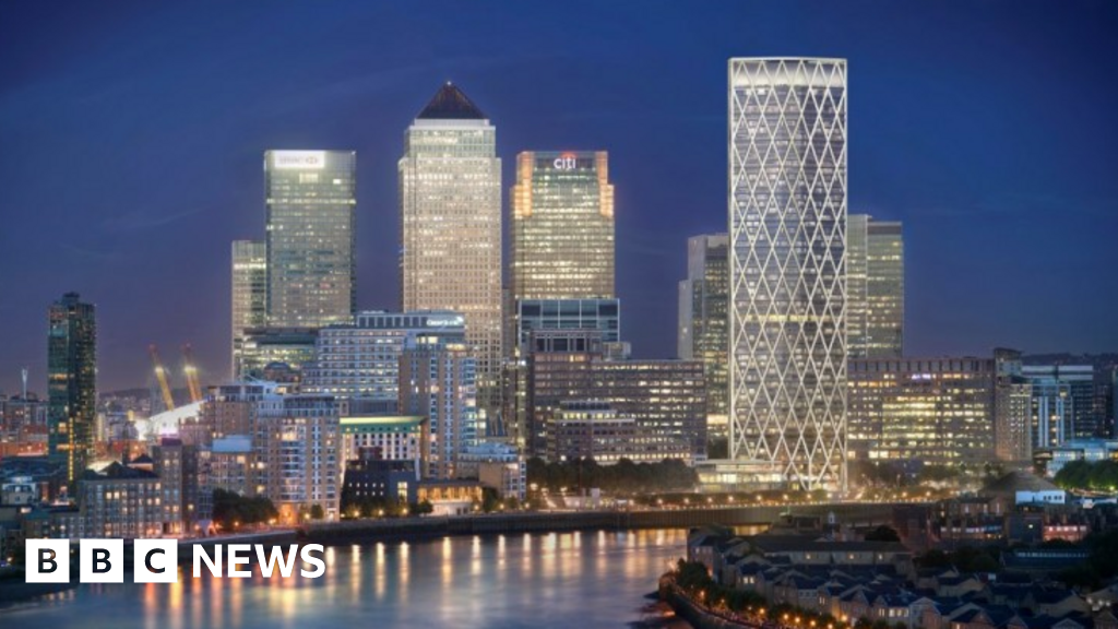 Canary Wharf financial centre prepares for new way of working thumbnail