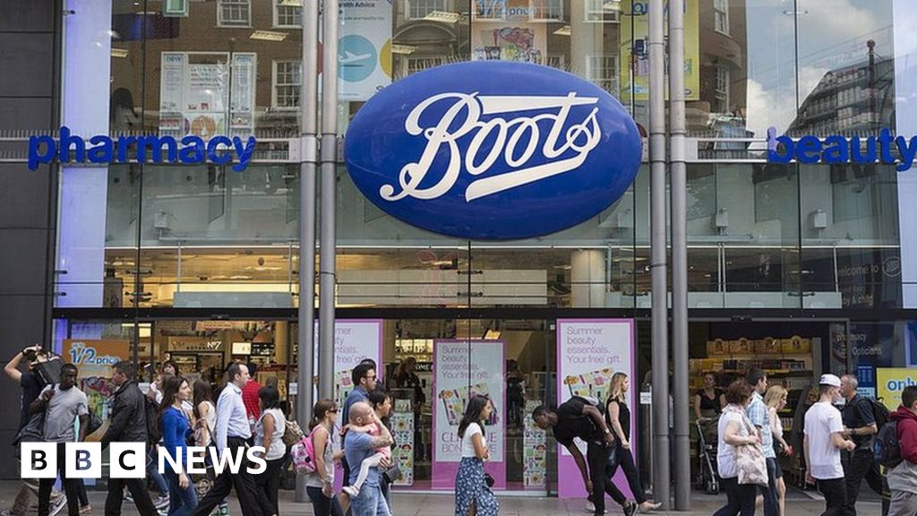 boots uk turnover 2017