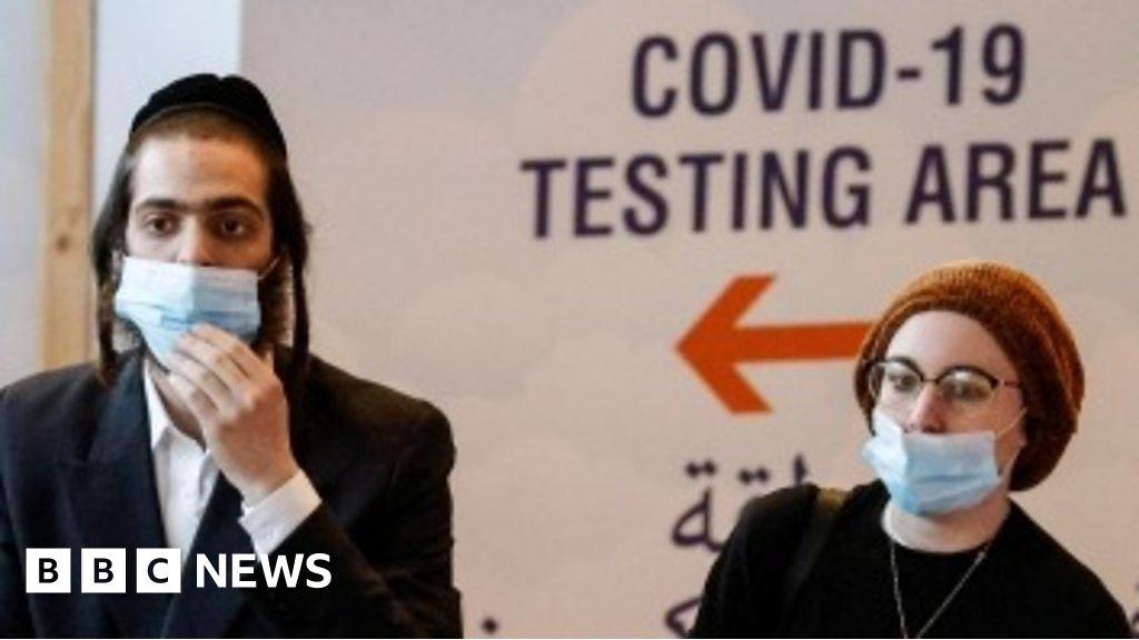 Covid-19 tests while you wait in Israeli airport