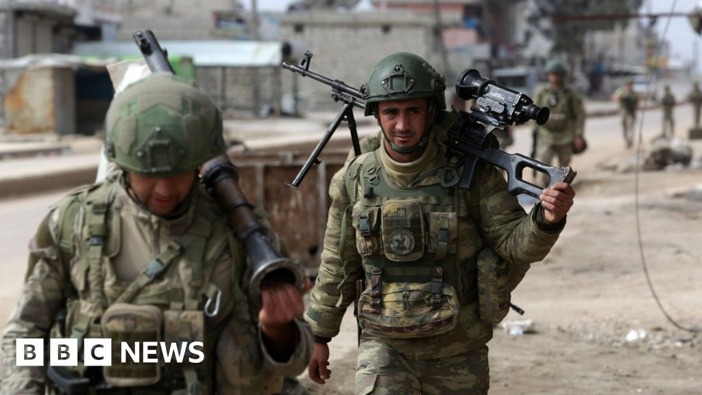 Turkish operation in Idlib 'only a matter of time'