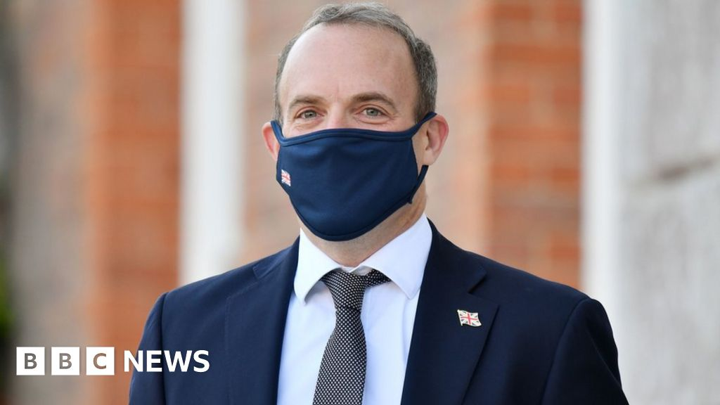 Raab seeks to reassure US politicians over Brexit thumbnail
