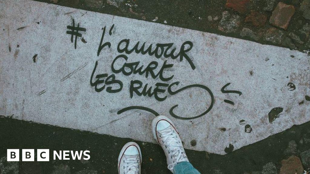 Parisian graffiti artist accused of sexual assault