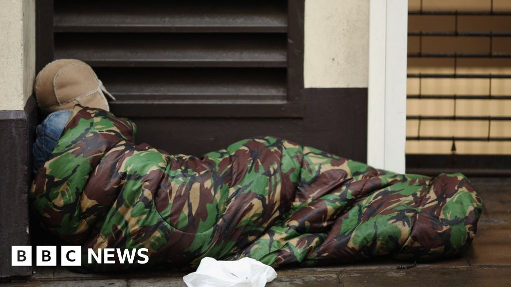 Charities call for Glasgow homeless shelter to open early - BBC News