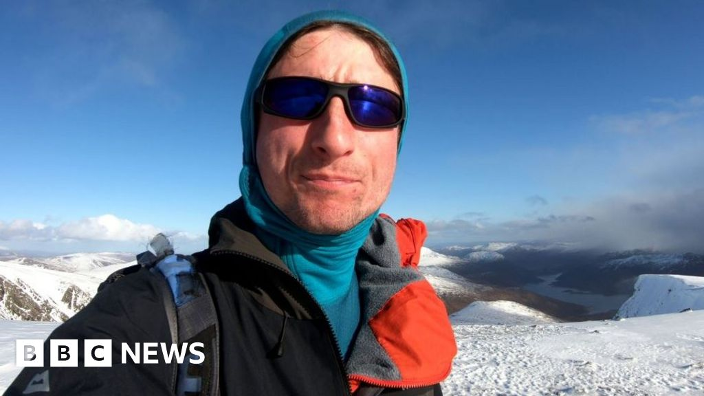 The climber who bagged all 282 Munros in one winter