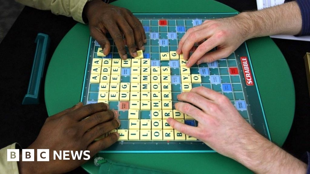 Scrabble Gets 300 New Words In Us Dictionary Revamp Bbc News