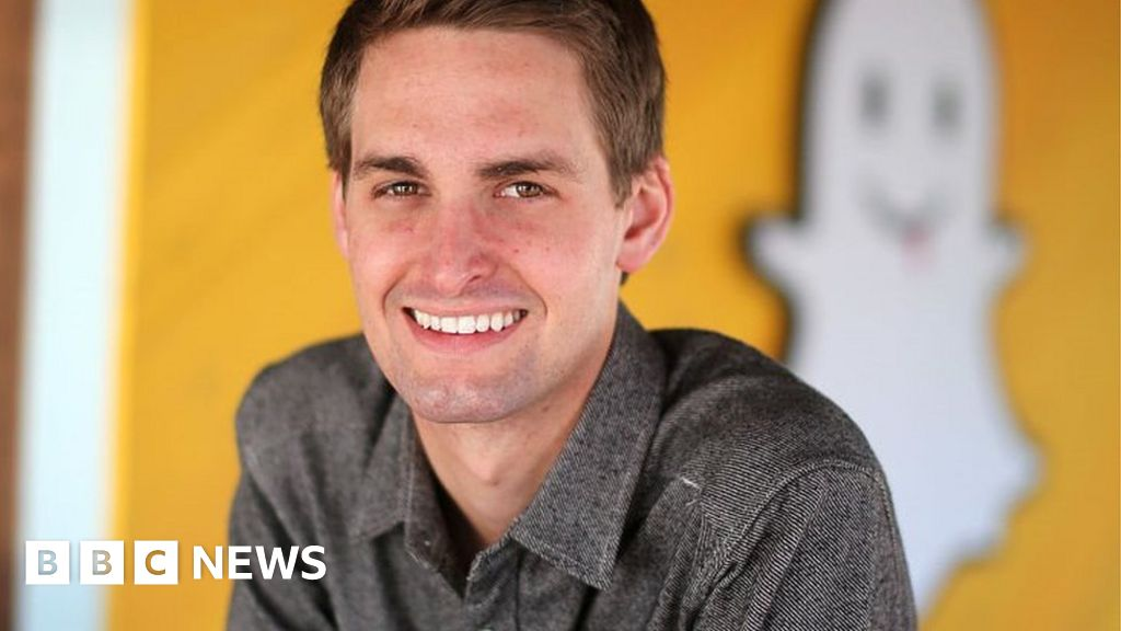Snapchat shares sink after user drop-off