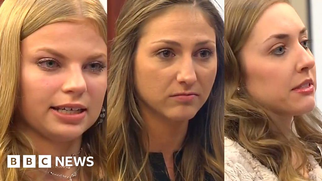 Nearly 100 women face man who abused them