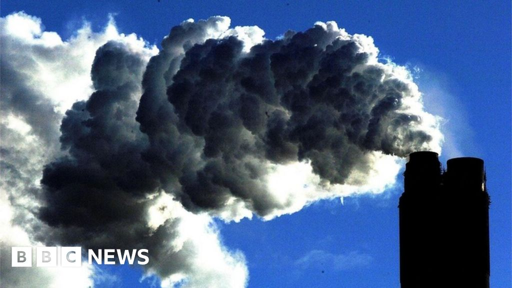 Climate change: 'Huge' implications to Irish climate case across Europe - BBC News