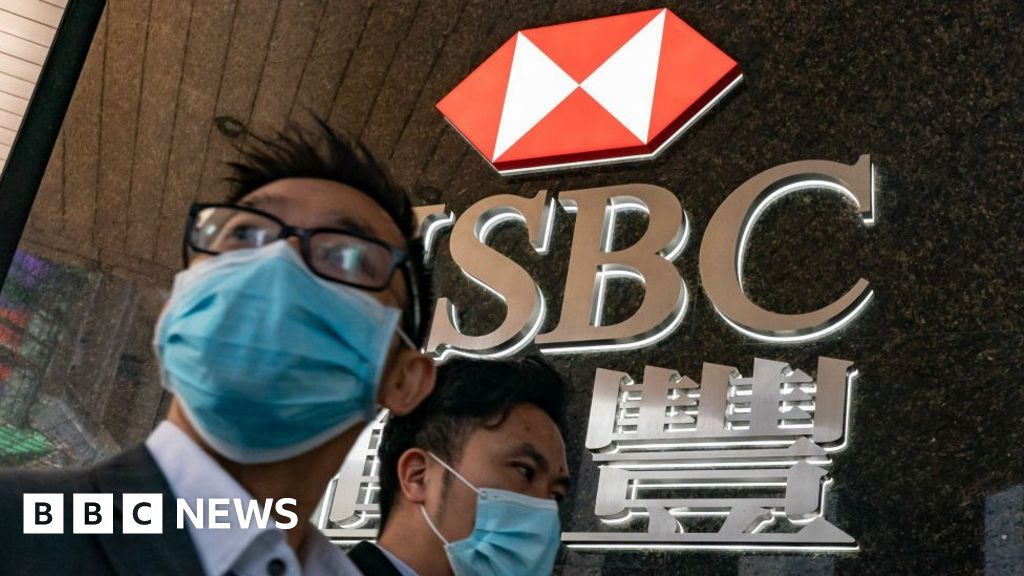 HSBC's profits halved by coronavirus impact thumbnail