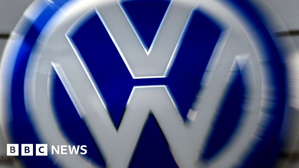 Vw Pleads Guilty To Emissions Cheating Bbc News