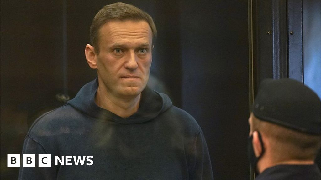 Moscow court docket hears case for jailing Putin critic Navalny