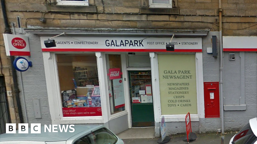 Galashiels post office robber sentenced for 'hour of madness' thumbnail
