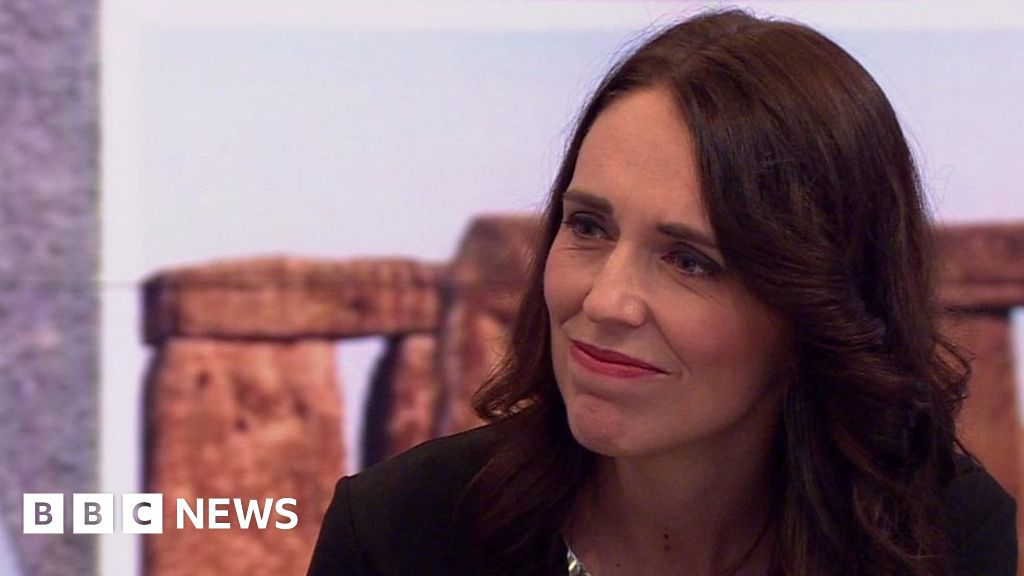 Jacinda Ardern Pinterest: New Zealand PM Jacinda Ardern: 'I'm A Mother, Not A