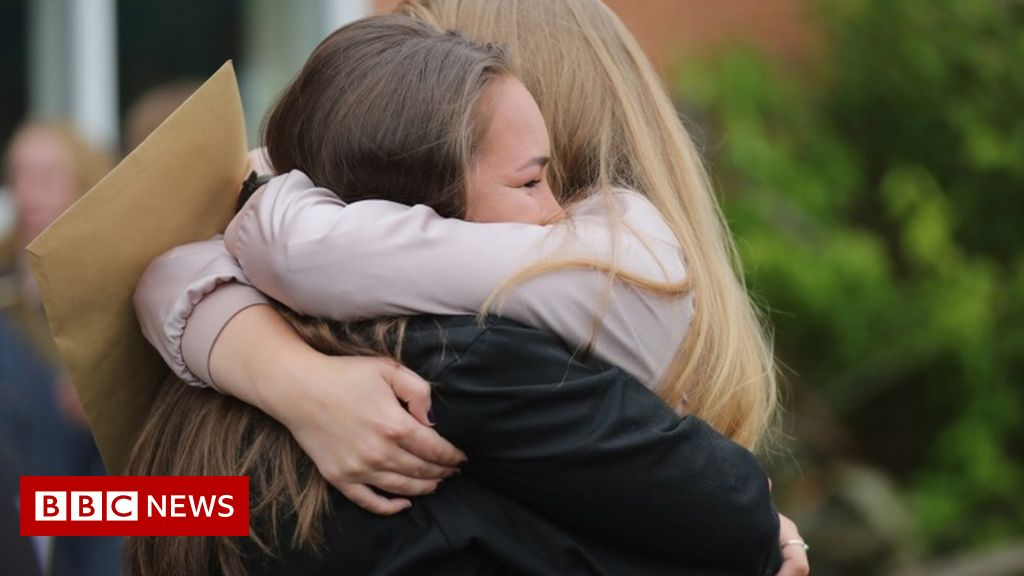 Scottish exam results: Pass rate falls for Highers but rises for National 5s