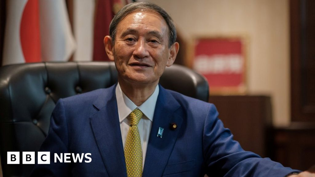 Suga elected as Japan's new prime minster thumbnail