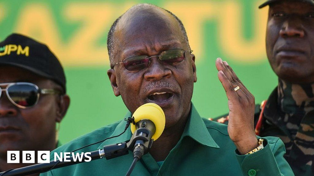 John Magufuli: Tanzania's president dies aged 61 after Covid rumours thumbnail
