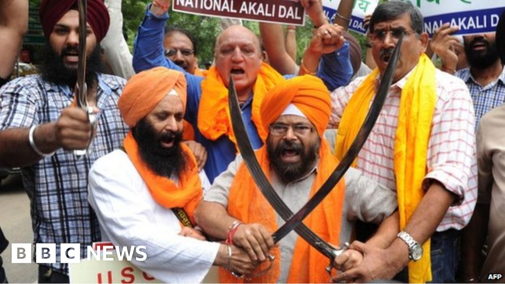 Paramjeet Singh Pumma, India's 'most outraged man', speaks