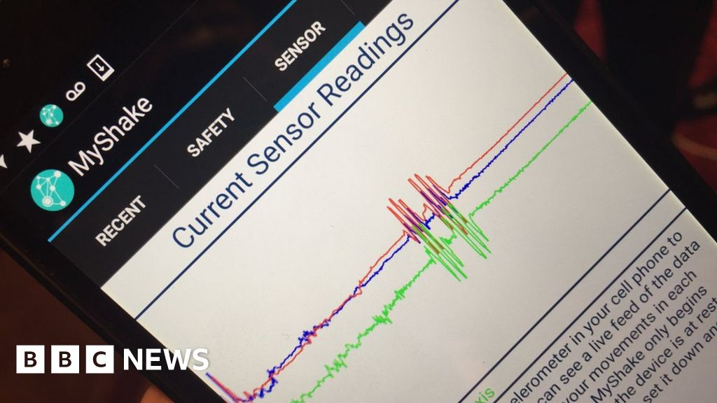 Detector Earthquake Get Early Warning of Impending Earthquake Quake Alarms US