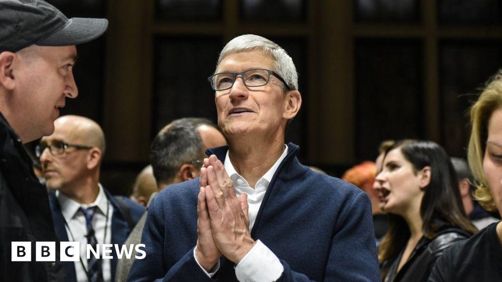 What's biting Apple?