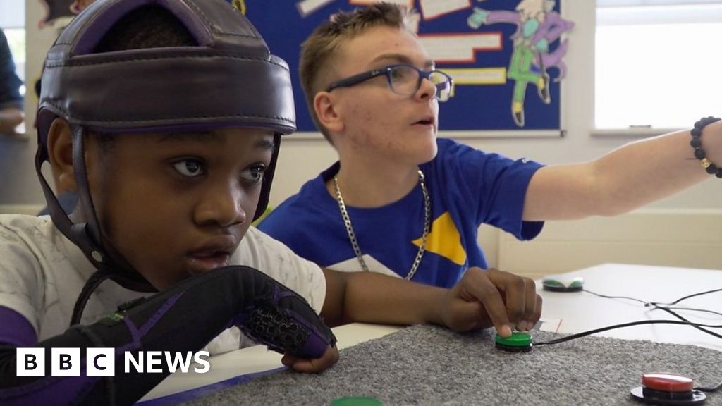 Why gaming is coming to this school's curriculum