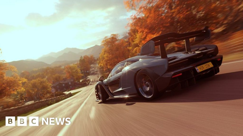 Forza Horizon More Games Should Be Set In The Uk Bbc News