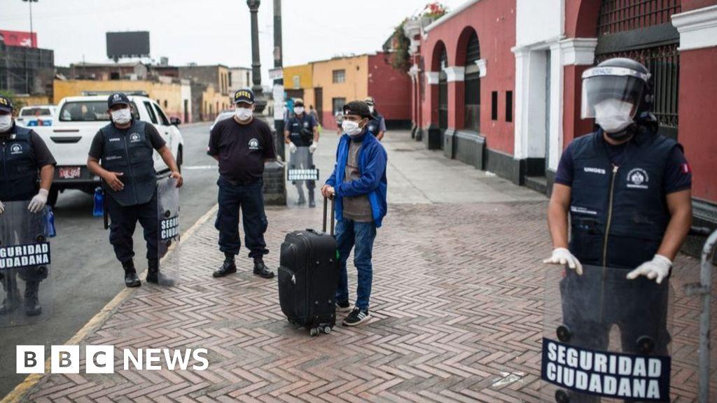 Coronavirus: Peru limits movement by gender to stem spread