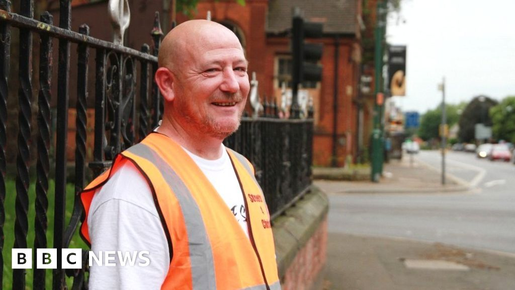 Nottingham church minister's journey from drugs and gang crime
