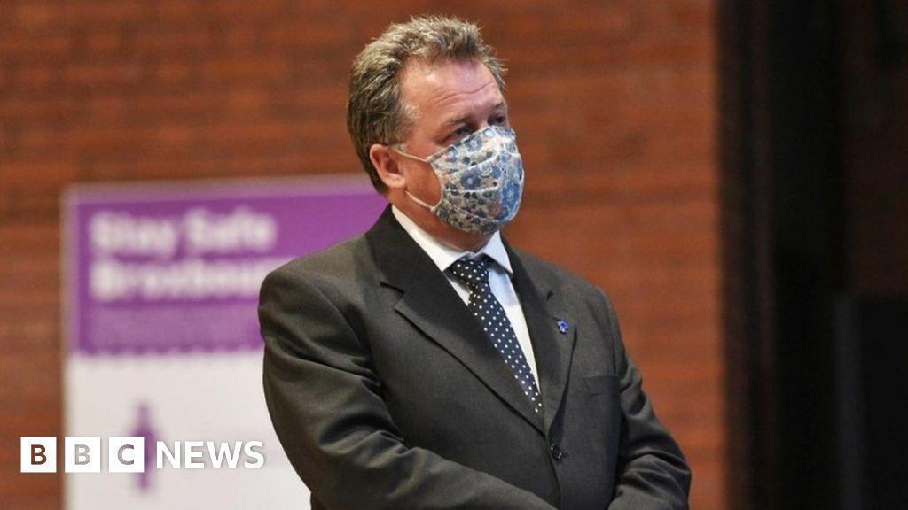 Elections 2021: Tory David Lloyd wins Hertfordshire PCC election