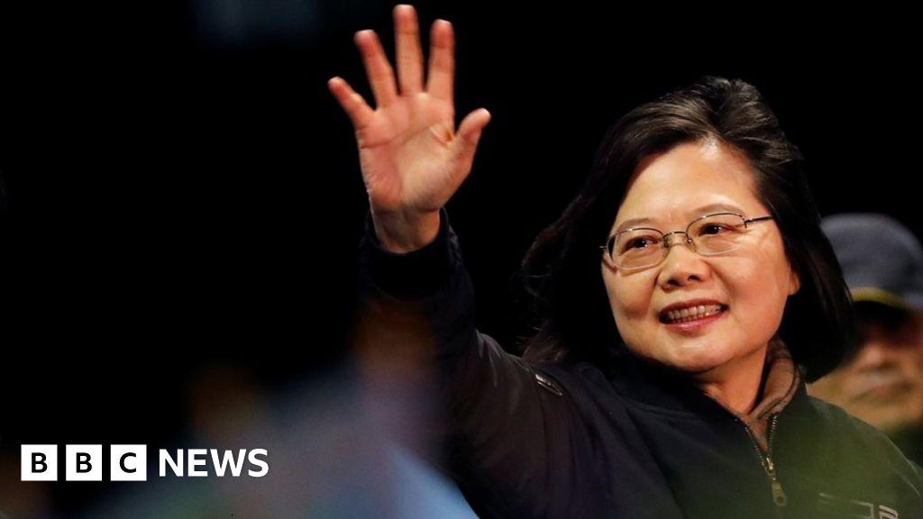 Taiwan election: How Tsai stayed one step ahead