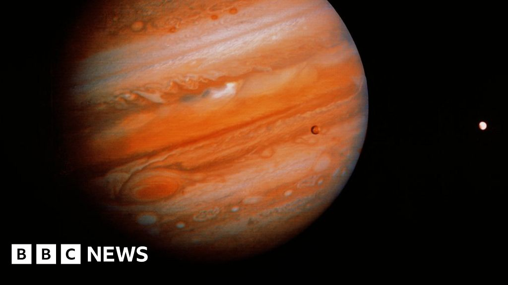 What Is The Nature Of Jupiter S Great Red Spot